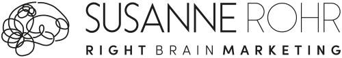 Susanne Rohr Right Brain Marketing